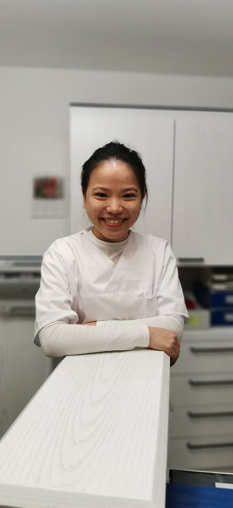 Frau Kim Lien Tran